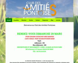 Amitiés Pontoises