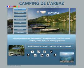 Camping de l'Arbaz