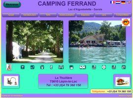 Camping Ferrand