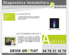 Auditec Diagnostics Immobiliers