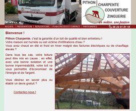 Charpente Pithon